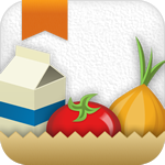 iPhoneアプリ「賞味期限メモ FreshPantry」