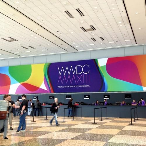 WWDC 受付
