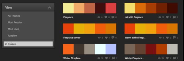 Adobe Color(Web/iOS)