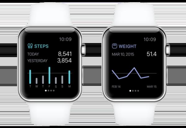 Apple Watch アプリ